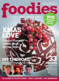 Foodies Magazine december 2011