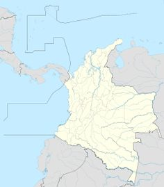 Bucaramanga is located in Colombia