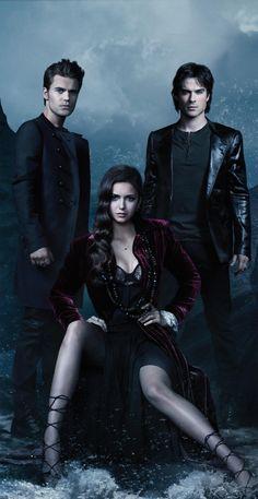 The Vampire Diaries promo pic season 4 #TVD