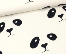 Jersey - Achromatics/Unbunt - Panda - Weiß/Schwarz