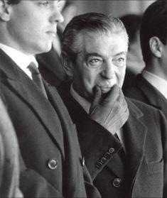 Il Presidente Angelo Moratti