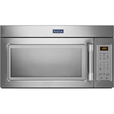 Best Products Maytag Stainless Steel Over-The-Range Microwave Oven the products not only practical and economical it39s stylish too Available with a variety of today39s most popular features this handy microwave is well suited for the dorm room office cottage or kitchen  You buy Maytag...