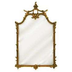 Hickory Manor House Chauncy Arch Wall Mirror - 25.5W x 42H in. - 8244 AG