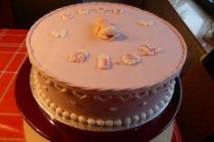Baby Girl Torte Pasta, Baby Shower, Cake, Desserts, Food, Fondant Cakes, Babyshower, Tailgate Desserts, Deserts