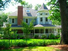 Topsfield Victorian Home - traditional - exterior - boston - by Clarke Associates LLC
