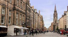 Top 7 Things to do in Edinburgh Scotland; Royal Mile