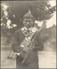 Jim Tubby, Mississippi Choctaw, 1908  Don't know if there's any relation. Doubt it.