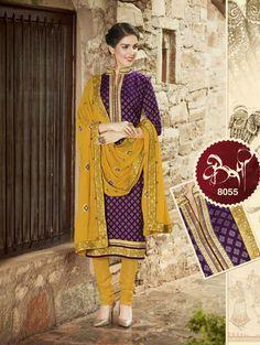 new Designer Salwar Kameez Bollywood Suit Pakistani Indian Anarkali Ethnic dress…