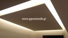 Οροφή με κρυφό φωτισμό σε οικία στο Περιστέρι. Bathroom Lighting, Mirror, Home Decor, Bathroom Light Fittings, Bathroom Vanity Lighting, Decoration Home, Room Decor, Mirrors, Home Interior Design