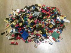 MIESZANKA klocków 3,2 kg LEGO TECHNIC od 1 zł BCM