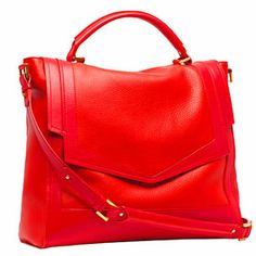 very good red purses ..