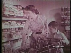 BOOMER SUPERMARKET 1962 CLASSIC TV SHOWS CARTOONS COMMERCIALS on DVD at ...
