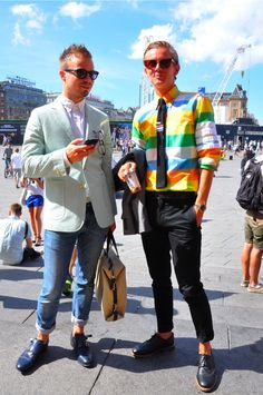 #Copenhagen #streetstyle #menswear #MONOBI Copenhagen Street Style, We Wear, How To Wear, Dress Codes, Costume Design, Hipster, Mens Fashion, Costumes, Suits