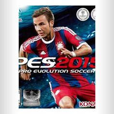 Pro Evolution Soccer 2015 - PlayStation 3 by Konami, Latest Video Games, Video Games Xbox, Xbox One Games, Ps4 Games, Playstation Games, Games Consoles, Jeux Xbox One, Xbox 1, Champions