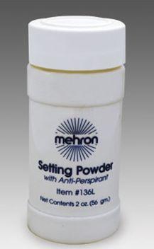 Setting Powders Colorset Translucent Powder ayuda a que tu maquillaje se mantenga fijo por más tiempo, .25 oz
