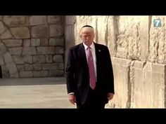 WATCH: Trump deep in thought as he prays at Western Wall | World Israel News