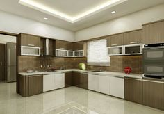 kitchen dining interiors kerala home design floor plans kerala kitchen interior design joy studio design gallery Interior Modern, Home Modern, Modern Kitchen Interiors, Modern Kitchen Cabinets, Hall Interior, Kitchen Backsplash, Kitchen Room Design, Modern Kitchen Design, Home Decor Kitchen