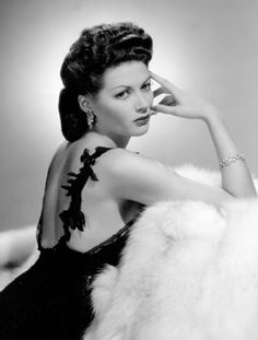 "Yvonne Decarlo, actress.  Of all the movies she was  in here are some of them,   ""Song of Scheherazade"" with Jean Pierre Aumont, ""Criss Cross ""  with Burt Lancaster, ""Calamity Jane and Sam Bass"" with Howard Duff.   Later she was aslo in ""The Munsters"" on TV"