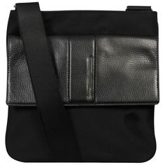 071b035df0 Calvin Klein Men s Luca Pebble Leather Crossbody Bag - Black