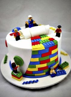Lego birthday parties are just as popular now as ever! With everything from gorgeous invitations, to cool decorations, yummy party food and super awesome games – we have all your Lego party planning needs covered!  #lego #legoparty #everythingisawesome #kidsbirthday #birthdayparty