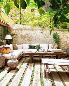 Varandinha delícia ❤ #inspiring #inspiration #cozy #cosi_home