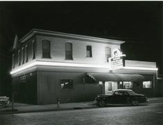 Springfield, Illinois. Stevie's Latin Village (ca 1955). Courtesy of Springfield Rewind and Sangamon Valley Archives.