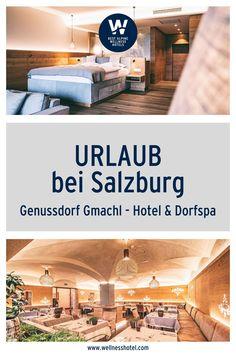 So betten sich Genießer! Stilvoll, mit Hang zum Detail. Für Gäste aus aller Welt und Generationen im Familienurlaub in Salzburg. Im alten Dorf waren es die Schlafgemächer, drapiert von den Bauernsleut' mit viel Respekt. Jetzt sind es unsere Suiten und Zimmer im 4* Wellnesshotel in Bergheim bei Salzburg. Wellness Hotel Österreich | Salzburg Österreich | Design Hotel Design Hotel, Hotels, Salzburg Austria, Respect, Beds, Family Vacations