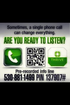 Listen in!