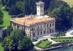 italian homes lake como | ... Lake in Cernobbio, Province of Como Italy. Home of the annual Villa d
