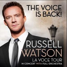 Russell Watson ( Click the beautiful song I selected ) Kinds Of Music, Your Music, Beautiful Songs, Love Songs, I Movie, Movie Stars, Music Lovers, Current Events, Orchestra