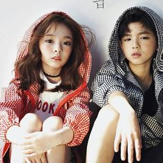 Kim Juhoon & Park Hyoje Cute Asian Babies, Korean Babies, Asian Kids, Cute Babies, Ulzzang Kids, Ulzzang Couple, Twin Models, Child Models, Toddler Fashion