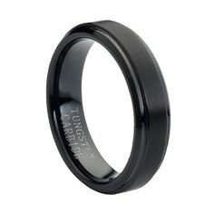 Tungsten Carbide Flat Brushed Center with High Polish Ste... https://www.amazon.com/dp/B00AM12BCC/ref=cm_sw_r_pi_dp_1IuIxbEGEDT49
