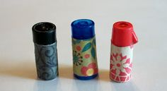 Easy to Make a Miniature Thermos | WBK Miniatures