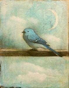 Blue Spirit with Crescent by SethFitts.deviantart.com on @DeviantArt