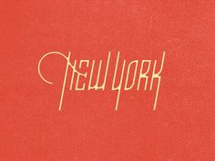 Cool Typography & Lettering Designs | From up North