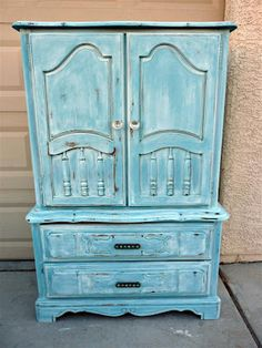 ASCP Provence Armoire on www.abitowhimsy.com