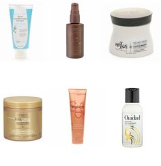 Repair winter hair damage with deep conditioning treatments