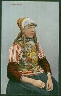 postcards with dutch costume - Bing images