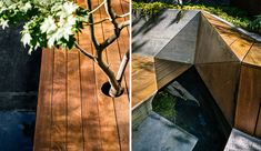 The Hilgard Garden, designed by Mary Barensfeld Architecture