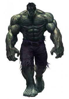 Hulk, por Marko Djurdjevic
