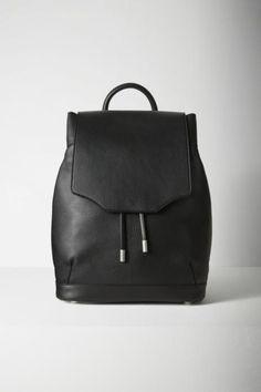 rag and bone black pilot backpack Buy Backpack, Black Backpack, Womens Designer Bags, Fashion Handbags, Women's Accessories, Leather Bag, Pilot, Purses, Leather Backpacks