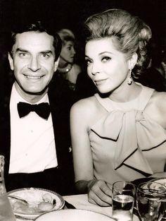 Barbara Bain & Martin Landau