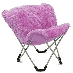 Mainstays Butterfly Folding Chair, Multiple Colors: Kids\' & Teen ...