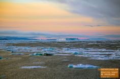 Beautiful Sunset in Greenland — earthXplorer adventure travel photography