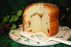 Panettone in Parchment Paper 630w