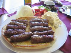 This blog is made for Bosnian Food Recipes . We will show you how to make some of the best Bosnian food and impress everyone you cook for. B...