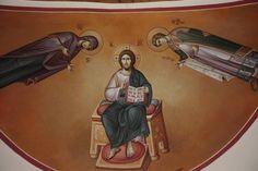 Iconographer Dimitris Maniatis – icoana Byzantine Icons, Orthodox Icons, Mai, Amazing