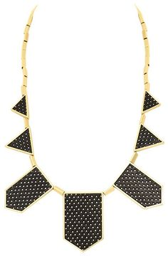 House Of Harlow Five Station Necklace on shopstyle.com