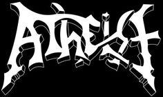 Metal Band Logos, Metal Font, Metal Bands, Type Design, Logo Design, Athiest, Typography Inspiration, Death Metal, Cool Bands