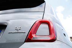 Abarth 595 Competizione rear light
